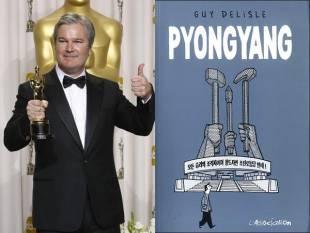 gore verbinski doveva dirigere un film su pyongyang
