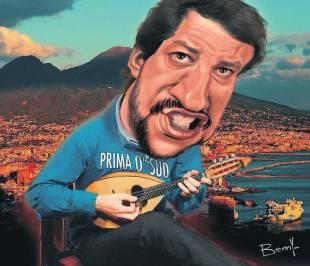 MATTEO SALVINI PRIMA O' SUD BY BENNY