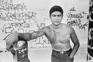 """mexican mafia"" robert yager la gang tattoo cholo 9"