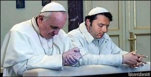 renzi papa bergoglio 2