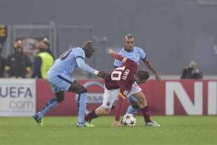 Roma-Manchester City