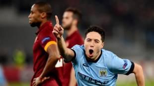 Roma-Manchester Cityit