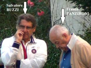 SALVATORE BUZZI FRANCO PANZIRONI