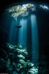 sott'acqua regno unito