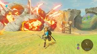 Legend of Zelda Breath