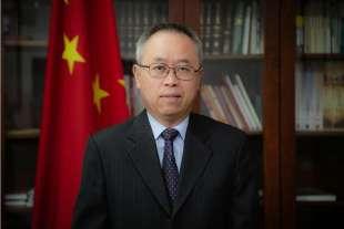 ambasciatore cinese in Italia Li Junhua