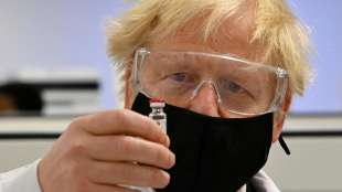 BORIS JOHNSON E IL VACCINO