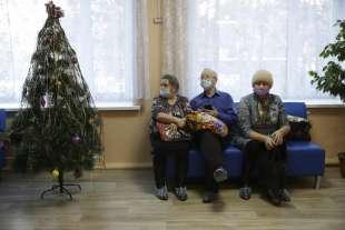 coronavirus somministrazione vaccino sputnik v in russia