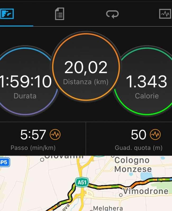 giulio gallera fa jogging e viola la zona arancione