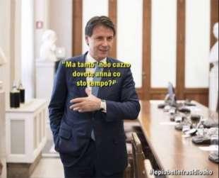 giuseppe conte meme by osho