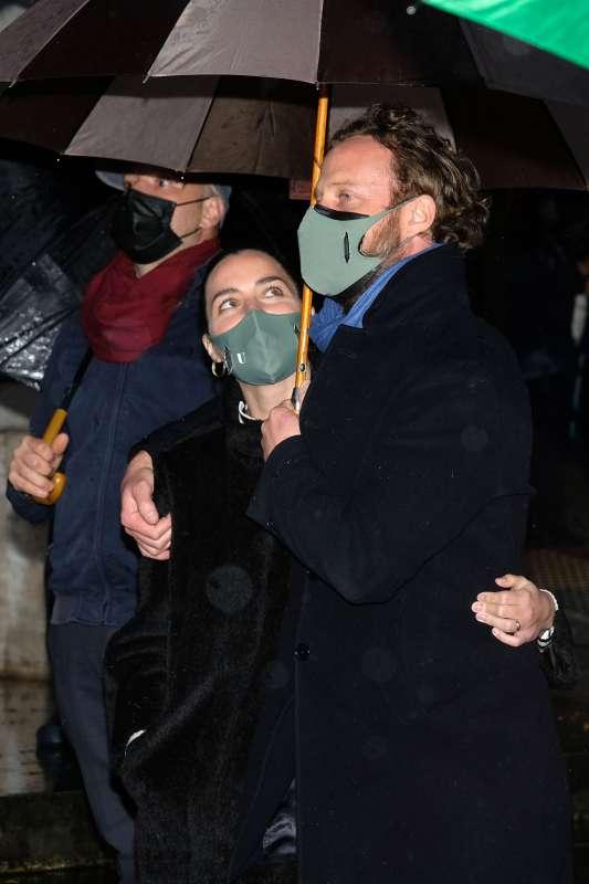 Giusy Buscemi E Il Regista Jan Maria Michelini Dago Fotogallery