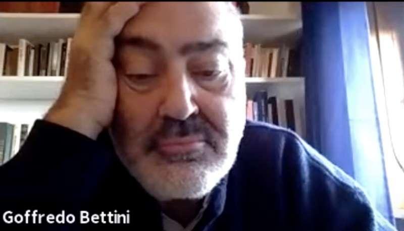 goffredo bettini dopo tre ore di dibattito con renzi e d'alema
