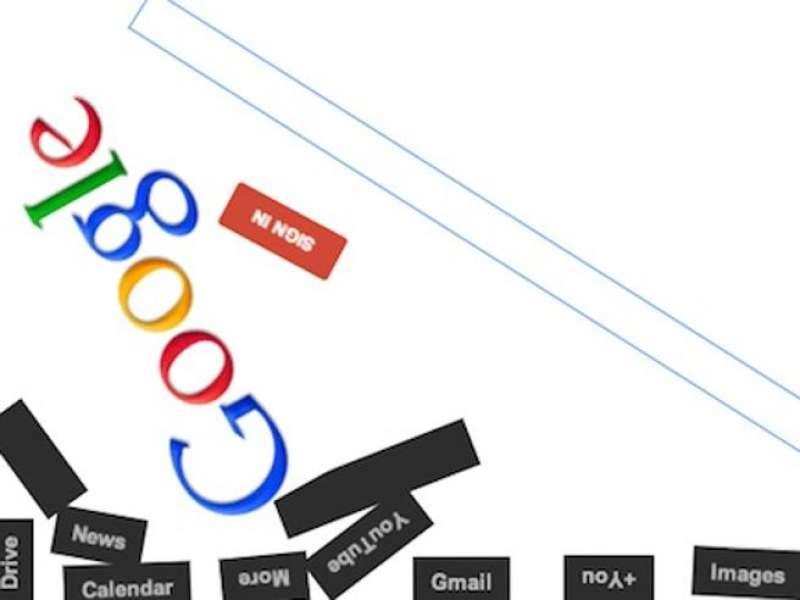 google down 2