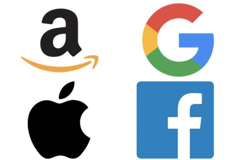 google faebook apple amazon