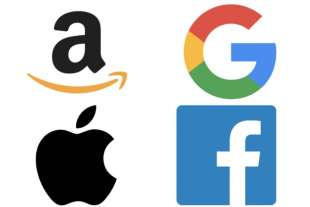 google faebook apple amazon