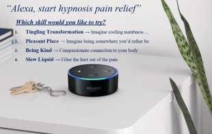 ipnosi con alexa