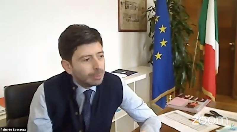 roberto speranza il cantiere della sinistra di italianieuropei zoom