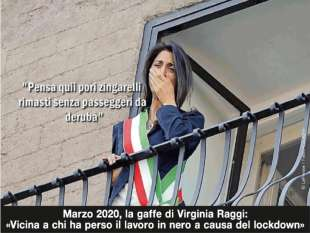 virginia raggi by osho