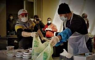 volontari caritas