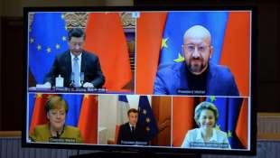 XI JINPING IN VIDEOCONFERENZA CON I LEADER EUROPEI PER L'ACCORDO SUGLI INVESTIMENTI
