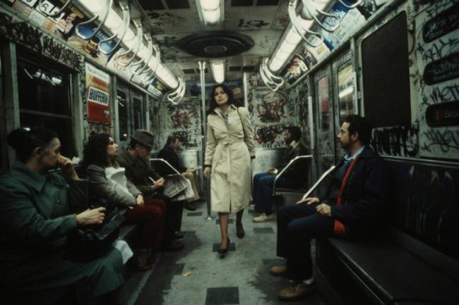 Gli scatti di new york negli anni 80 quando la metro era for Nei progetti domestici di terra