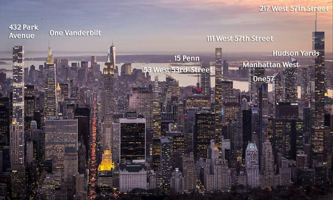 A new york ricconi fanno a gara a comprare appartamenti for Appartamenti a new york manhattan in vendita