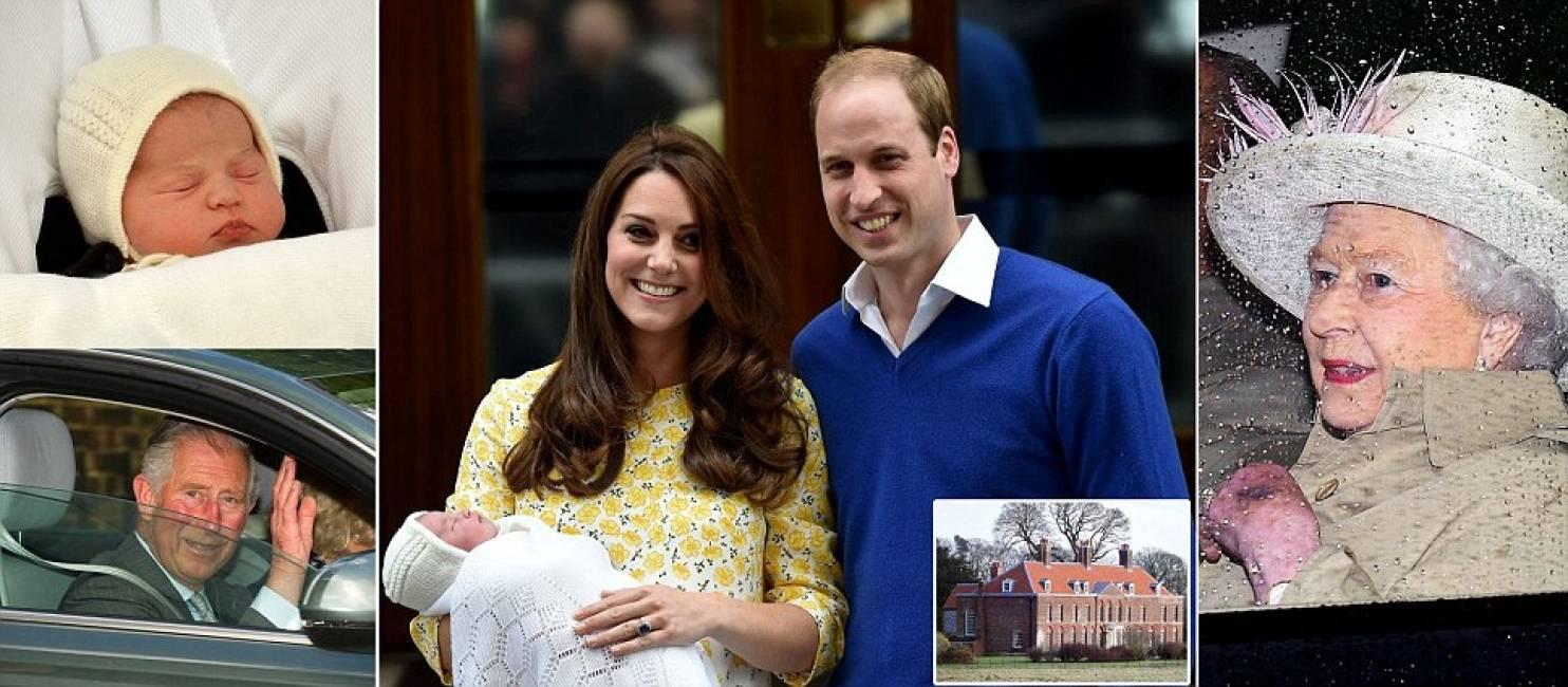 Matrimonio Kate E William : Carole middleton è la prima a vedere figlia di william