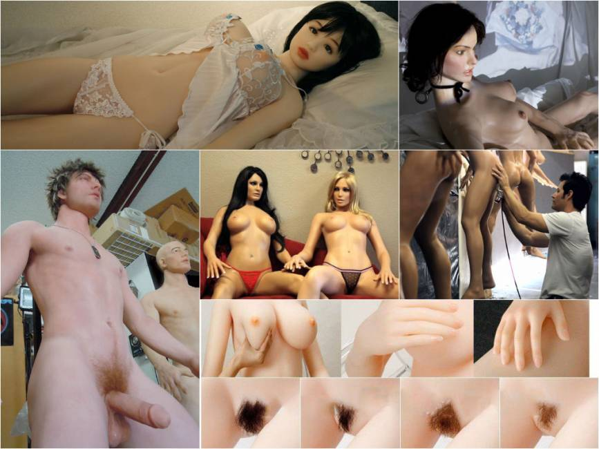 Tape roxxxy robot porn models posing