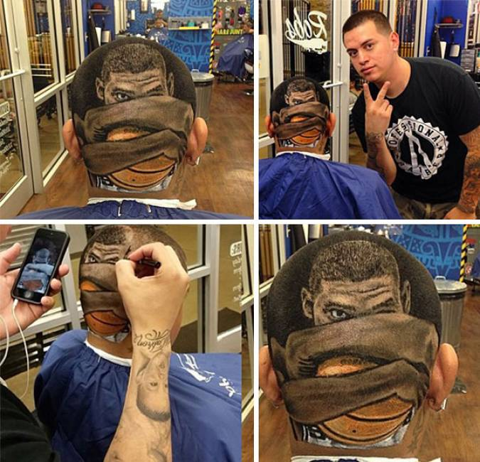 Gta 5 tagli di capelli trevor