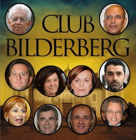 luna nera, riunione Bilderberg a Roma