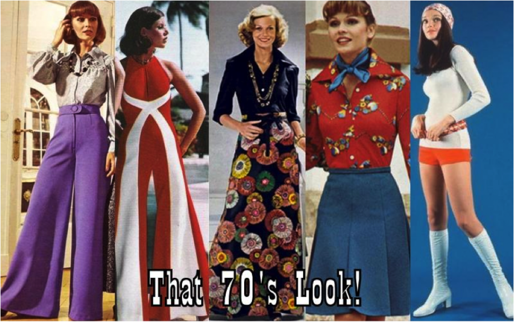 Fashion In The 70s Il Decennio Che La Moda Ha Voluto Dimenticare Media E Tv