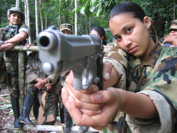 Americani s'attivarono per uccidere i leader delle farc in colombia