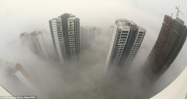 smog lianyungang 290446 Questa è una Civiltà inquinata di egoismo